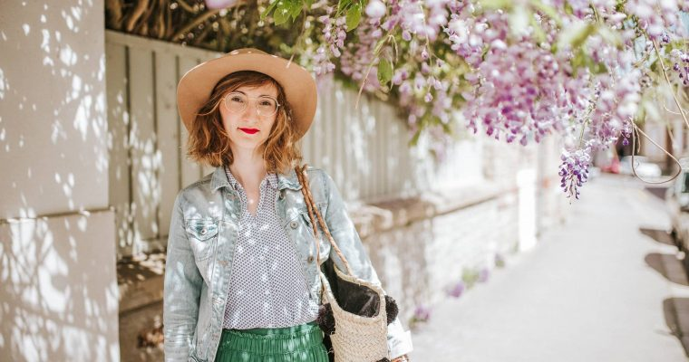 Florence, graphiste, illustratrice et blogueuse lifestyle